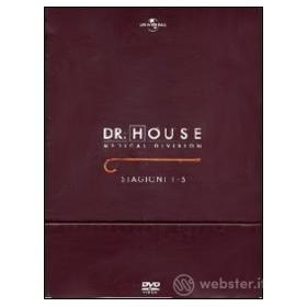 Dr. House. Medical Division. Stagioni 1 - 5 (28 Dvd)