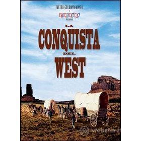 La conquista del West (Edizione Speciale 3 dvd)