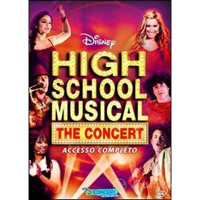 High School Musical. The Concert