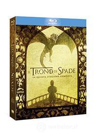 Il Trono di Spade - Stagione 05 (4 Blu-Ray) (Blu-ray)