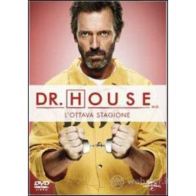 Dr. House. Medical Division. Stagione 8 (6 Dvd)