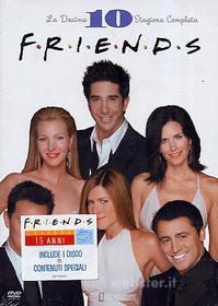 Friends. Stagione 10 (4 Dvd)