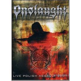 Onslaught. Live Polish Assault 2007