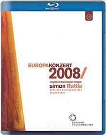 Europakonzert 2008 (Blu-ray)