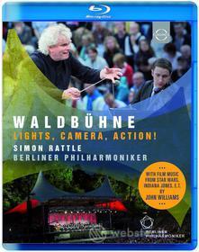 Waldbühne 2015 from Berlin (Blu-ray)