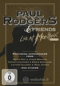 Paul Rodgers & Friends - Live At Montreux 1994