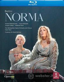 Vincenzo Bellini - Norma (Met Live Recording) (Blu-ray)