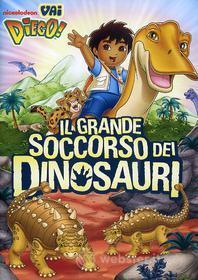 Vai Diego! Il grande soccorso dei dinosauri