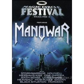 Manowar. Magic Circle Festival. Vol. 1 (2 Dvd)