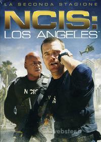 NCIS: Los Angeles. Stagione 2 (6 Dvd)