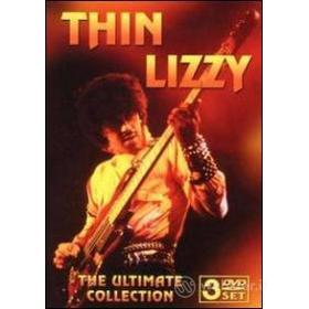 Thin Lizzy. The Ultimate Collection (3 Dvd)