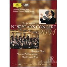 New Year's Concert 2004. Concerto di capodanno 2004. Riccardo Muti
