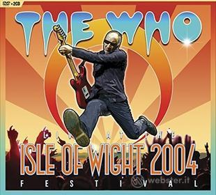 Who - Live At The Isle Of Wight Festival 2004
