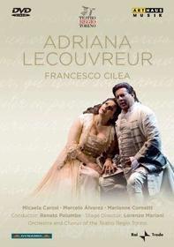 Francesco Cilea. Adriana Lecouvreur