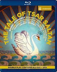 Nikolai Rimsky-Korsakov - La Favola Dello Zar Saltan (2 Blu-Ray) (Blu-ray)