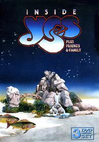 Yes. Inside Yes Plus Friends & Family (3 Dvd)