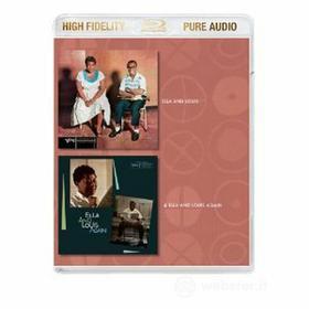 Ella Fitzgerald / Louis Armstrong - Ella & Louis + Again (Blu-Ray Audio) (Blu-ray)