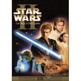 Star Wars: Episodio II - L'attacco dei cloni (2 Dvd)