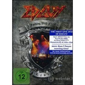 Edguy. Fucking with Fire Live