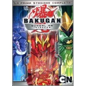 Bakugan. Invasori Gundalian. Stagione 1 (4 Dvd)