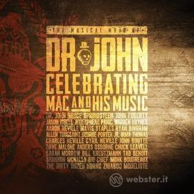 Dr John - Musical Mojo Of Dr John: A Celebration Of Mac &