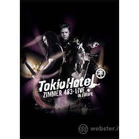 Tokio Hotel. Zimmer 483. Live in Europe (Edizione Speciale con Confezione Speciale 2 dvd)