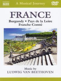 A Musical Journey. France. Burgundy, Pays de la Loire & Franche-Comté