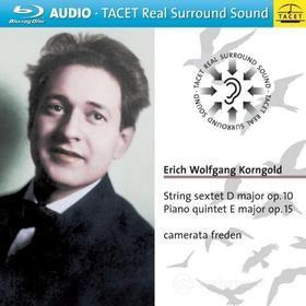 Camerata Freden - Korngold String Works (Blu-ray)