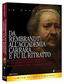 Da Rembrandt All'Accademia Carrara... E Fu Il Ritratto (2 Blu-Ray) (Blu-ray)