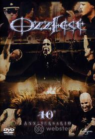 Ozzy Osbourne. Ozzfest. 10° anniversario