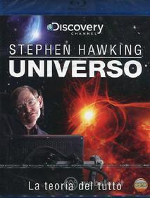 Stephen Hawking. Universo. La teoria del tutto (Blu-ray)