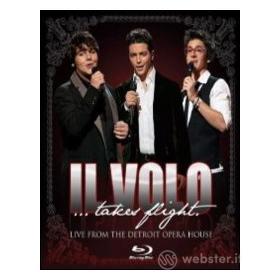 Il Volo. Takes Flight (Blu-ray)