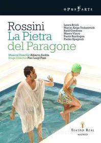 Gioacchino Rossini. La pietra del paragone (2 Dvd)