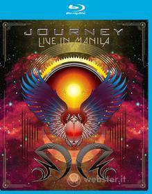 Journey. Live in Manila (Blu-ray)