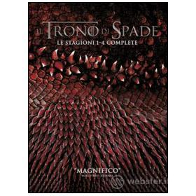 Il trono di spade. Stagione 1 - 4 (20 Dvd)