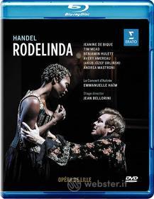 Handel: Rodelinda - Emmanuelle Ha'M (Blu-ray)