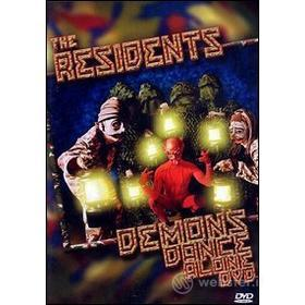 The Residents. Demons Dance Alone. Live