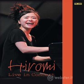 Hiromi. Live in Concert