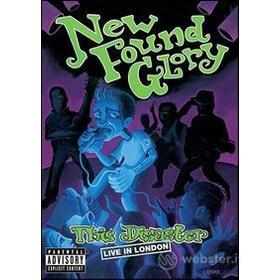 New Found Glory. This Disaster. Live In London