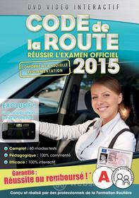 Code De La Route 2015 - Dvd Interactif Officiel