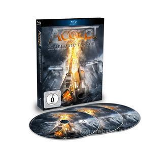 Accept - Symphonic Terror - Live At Wacken 2017 (Blu-Ray+2 Cd) (3 Blu-ray)