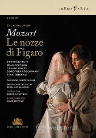 Wolfgang Amadeus Mozart. Le nozze di Figaro