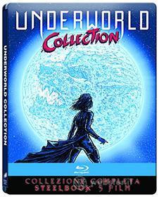Underworld - Collezione Completa 5 Film (5 Blu-Ray) Steelbook Limited Edition (Blu-ray)