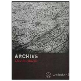 Archive. Live in Athens