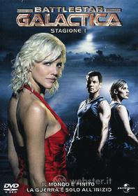 Battlestar Galactica. Stagione 1 (4 Dvd)