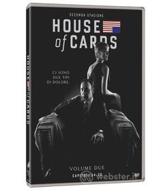 House of Cards. Stagione 2 (4 Dvd)