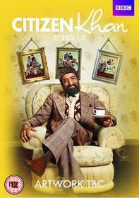 Citizen Khan - Complete Series 1-3 (3 Dvd)