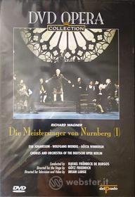 Richard Wagner - Die Meistersinger Von Nurnberg 1 - Rafael Fruhbeck De Burgos Deutsche Opera Berlin