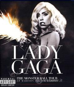 Lady Gaga - Monster Ball Tour At Madison Square Garden (Blu-ray)