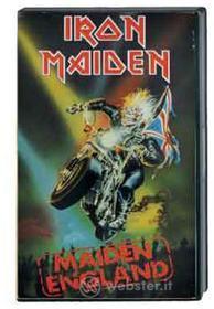 Iron Maiden - Maiden England (11 Dvd)